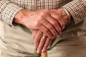 Garantia de rendimentos para as pessoas idosas – grapa