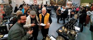 Terceira prova de produtos e vinhos portugueses na ALIMENTAR