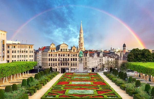 Algumas formas de se regularizar na Bélgica