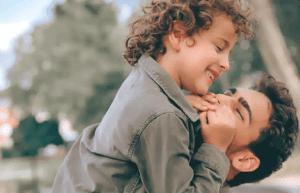 A importância do pai na criação dos filhos