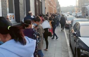 Campanha da vacina contra Covid-19 chega aos imigrantes sem residência legal na Bélgica